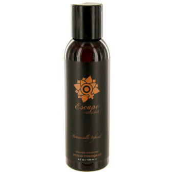 Sliquid Organics Escape Massage Lotion 125ml