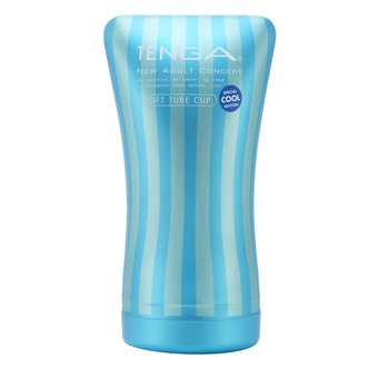 TENGA Cool Standard Edition Deep Soft Tube Onacup