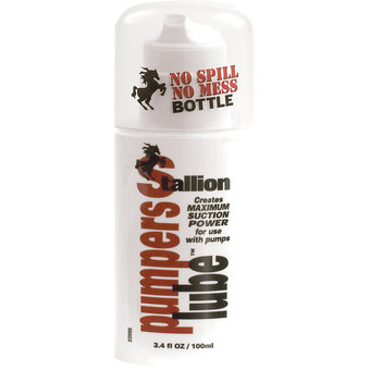 Doc Johnson Penispumpen-Gleitmittel - Stallion Pumpers - 100 ml