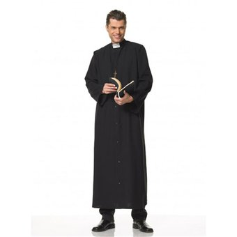 Leg Avenue Priest Costume