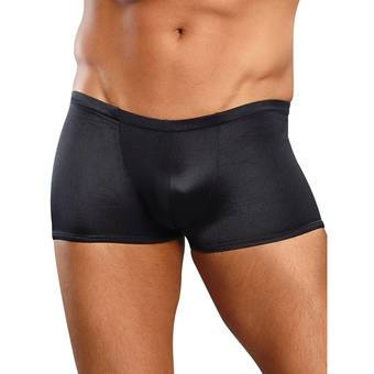 Male Power Tight Wet Look Boxer Shorts