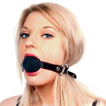 Deluxe Rubber Ball Gag