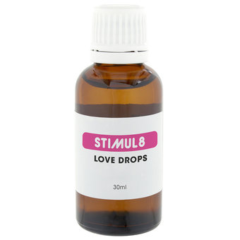 Stimul8 Organic Spanish Love Drops for Him 30ml