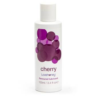 Lovehoney Cherry Flavoured Lubricant 100ml
