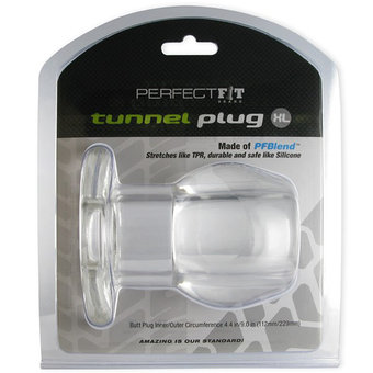 Perfect Fit - Extragroßer Tunnel-Analplug