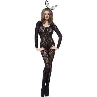 Fever Floral Lace Bodystocking