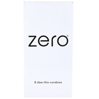 Mates Zero Extra Thin Condoms (8 Pack)