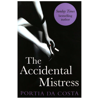 Black Lace - The Accidental Mistress by Portia Da Costa