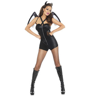 Fever Dangerous and Sexy Devil Halloween Costume