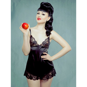 Kiss Me Deadly Cherie Retro-Body