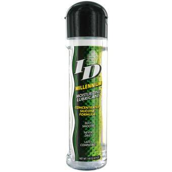 ID Millennium Silicone Lube Squeeze Bottle 140ml