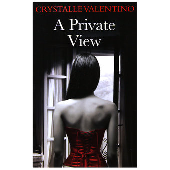 Black Lace - A Private View by Crystalle Valentino