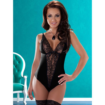Beauty Night Avanua Camelia Sheer Lace Body