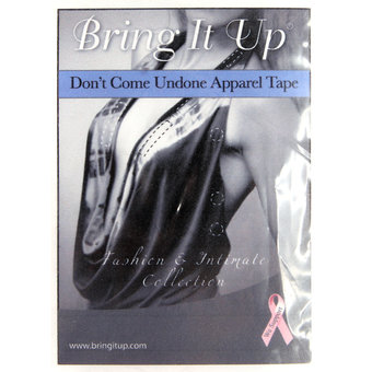 Bring It Up Don't Come Undone Lingerie Tape