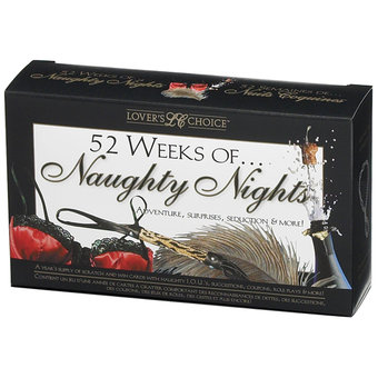Lover's Choice 52 Weeks of Naughty Nights