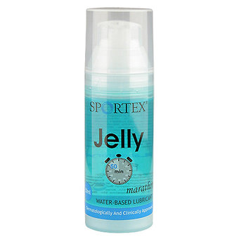 Sportex Jelly Marathon Delay Water-Based Lubricant 50ml