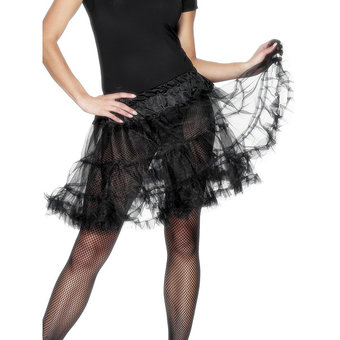Fever Sheer Layered Petticoat