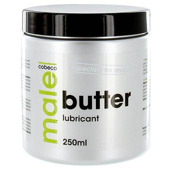Male Cobeco Butter Ultra Thick Anal Lubricant 250ml