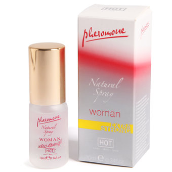 Pheromone Natural Spray to Attract Men 10ml