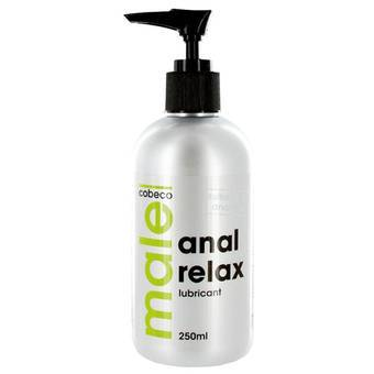 Male Cobeco Relax Anal-Gleitgel 250 ml