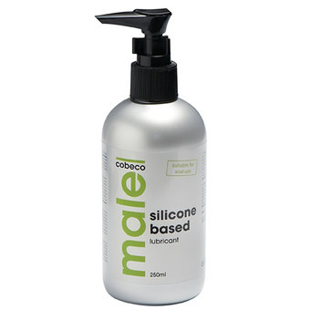 Male Cobeco Silicone Based Lubricant 250ml
