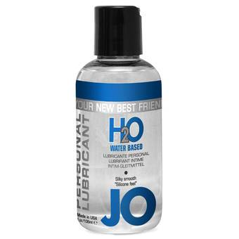 System JO H2O Water-Based Lubricant 135ml