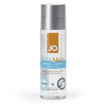 System JO H2O Water-Based Anal Lubricant 2 fl. oz