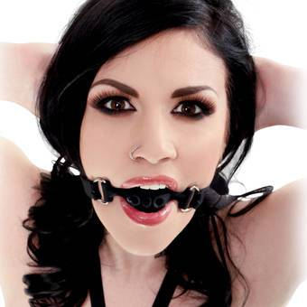 Fetish Fantasy Extreme Large Silicone Ball Gag