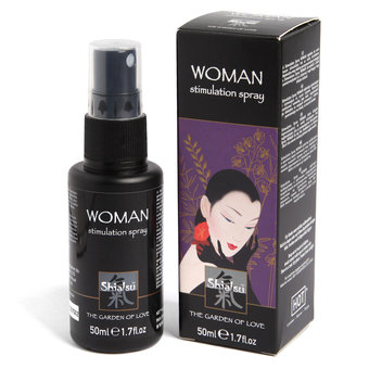 Shiatsu Geisha's Clitoral Stimulation Spray for Women