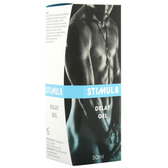 Stimul8 Delay Gel for Men 50ml