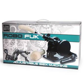 Robo Fuk Unisex Adjustable Sex Machine