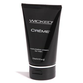 Wicked Sensual Warming Masturbation Cream 120ml