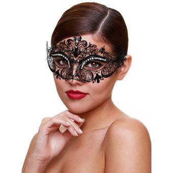 baci-veneziana-mysterious-masquerade-mask-black