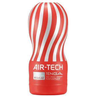 Masturbateur modéré Vacuum Cup Regular Air Tech par TENGA