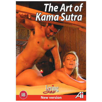 The Art of Kamasutra DVD