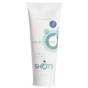 SHOTS Delay Cream for Men 3.4 fl. oz