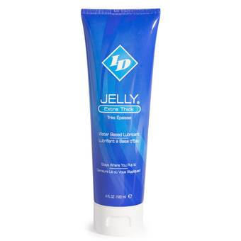 ID Jelly Extra Thick Water-Based Lubricant 120ml