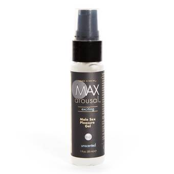 Max 4 Men Intimate Pleasure Gel for Men 30ml
