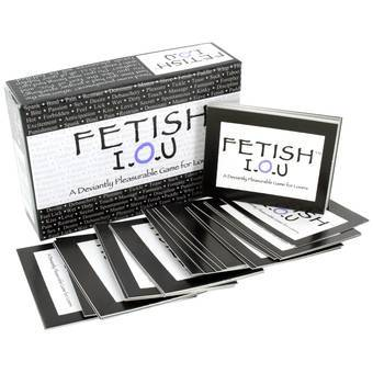 Fetish IOU Cards