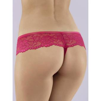 Lovehoney Flirty Raspberry Lace Thong
