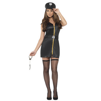 Fever Sexy Police Woman Outfit