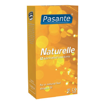Pasante Naturelle Condoms (12 Pack)