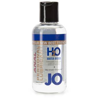 System Jo H2O Water-Based Anal Lubricants 135ml
