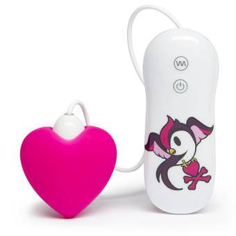 tokidoki x Lovehoney Swoop 10 Function Silicone Clitoral Vibrator