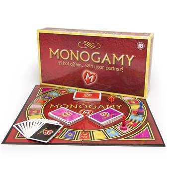 Monogamy: A Hot Affair Game