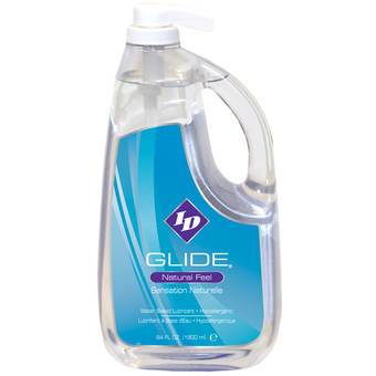 ID Glide Pump Bottle 1900ml