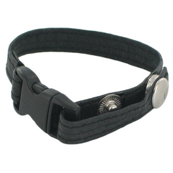 Girth Grip Leather Belt Cock Ring