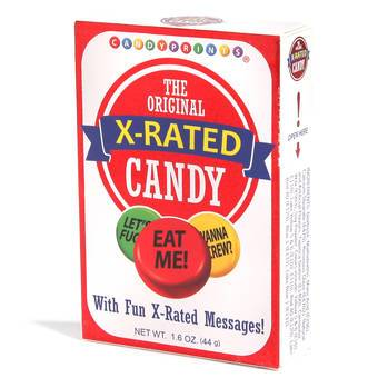 The Original X-Rated Candy 44g