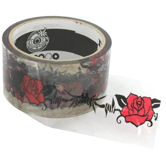 Doc Johnson Designer Bondage Tape Roses