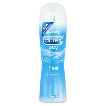 Durex Play Feel Gleitmittel 50 ml